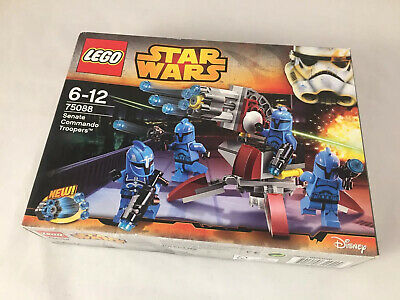 Lego Star Wars Senate Commando Troopers Battle Pack 75088