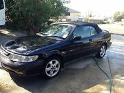2001 Saab 9-3 Convertible Falcon Mandurah Area Preview