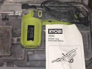 Ryobi Power File EPF 400 Lane Cove West Lane Cove Area Preview
