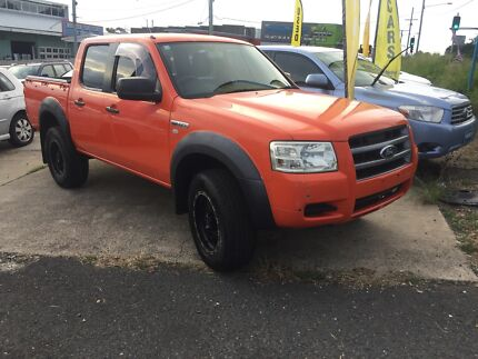 2008 Ford Ranger Turbo Diesel Auto(1 year free warranty) Yeerongpilly Brisbane South West Preview