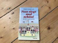 Buch  Sportcartoons Fred Markus Nun siegt mal schön Nordrhein-Westfalen - Lennestadt Vorschau
