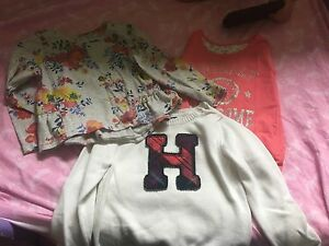Name brand toddler tops