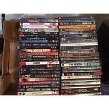 50 Used Dvd's Horror, Comedy, Drama and more Horror