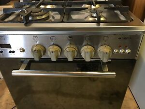 Gas stove stainless steel Casula Liverpool Area Preview