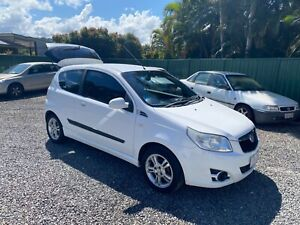 2008 HOLDEN Barina manual hatch with long rego  Rosemount Maroochydore Area Preview