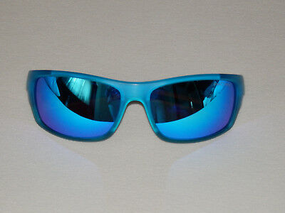 Sportbrille Sonnenbrille Alpina testido S3 blau