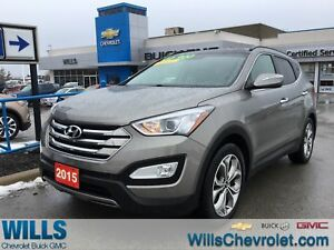 2015 Hyundai Santa Fe Sport 2.0T|AWD|PANO ROOF|LEATHER