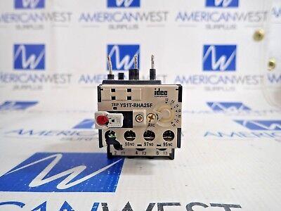 Idec Ys1t-rha25f15pd Overload Relay 12-18 Amp Range 3 Pole Chip
