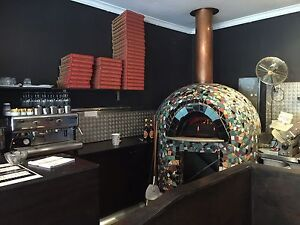 Pizza shop Woodfired Mont Albert North Whitehorse Area Preview
