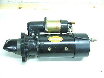 Delco 42mt Starter-13t-cw-24 Volt-detroit 4-43 6v53 8.2 8v-71 Dt466