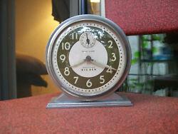 Vintage Westclox 'Big Ben' Chime Alarm Clock - 1930'S - VERY NICE - DESCRIPTION!