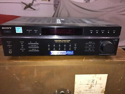 Sony STR DE197 2 Channel 100 Watt Receiver