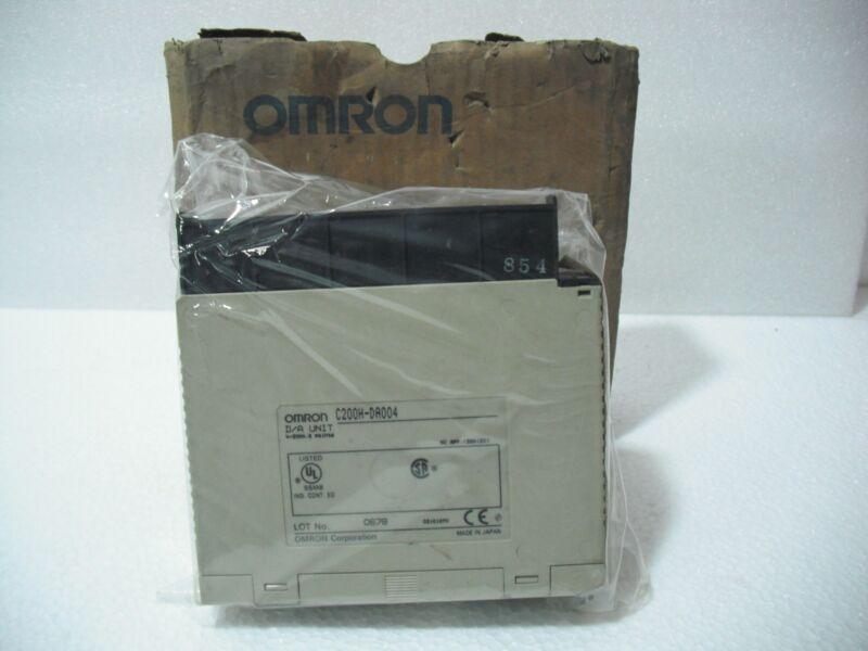 Omron C200h-da004 Plc Module