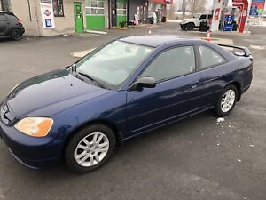 03 Civic - CERTIFIED!