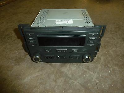 05 06 CHEVROLET COBALT AM FM CD Player Stereo opt UN0 15272189 #14313