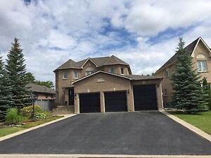 Beautiful large family home for rent