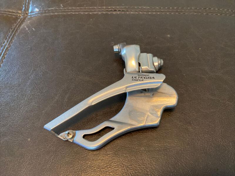 Shimano Ultegra FD-6603 Triple Front Derailleur, Braze On