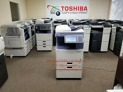 Toshiba E-studio 3055c Color Copier Printer Scanner