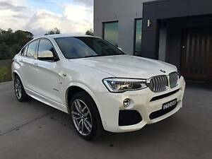 2015 BMW X4 30D URGENT SALE!!! Tura Beach Bega Valley Preview