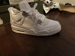 26c9f4a8e381 Comes with original box. Jordan 4s pure money size 10