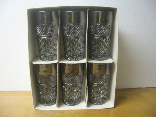 Wexford Pewter Mist Tumblers Set of 6