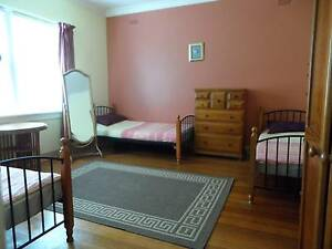 SINGLE BED in HUGE CLEAN ROOM for Female Traveller Near Acland St St Kilda Port Phillip Preview