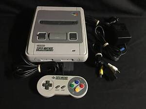 Super Nintendo Console Package + 1 Controller & Leads + Warranty! Gosnells Gosnells Area Preview