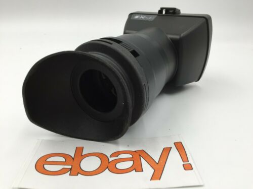 GENUINE Sony CBK MH01 VIEWFINDER Hood Designed for Sony PMW-F3 Camera