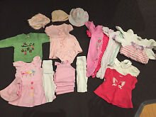 000 baby girls clothes (40 items!!) Sorell Sorell Area Preview