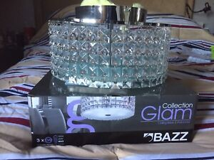 Chandelier: Bazz Glam Collection Ceiling fixture