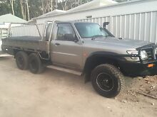 2003 Nissan Patrol Ute 6wheeler space cab not landcruiser Mudjimba Maroochydore Area Preview