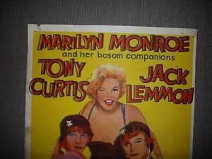 Marilyn Monroe Movie Poster Kuraby Brisbane South West Preview