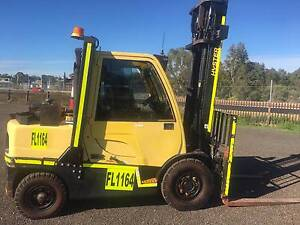 HYSTER H5.0FT 4.5T DIESEL FORKLIFT Kenwick Gosnells Area Preview