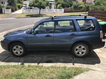 Subaru Forester 2007 for $9000