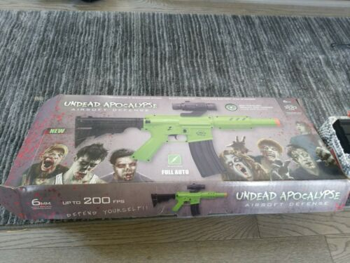 Crosman  Z77 Zombie Purge Air Soft Rifle Undead Apocalypse o