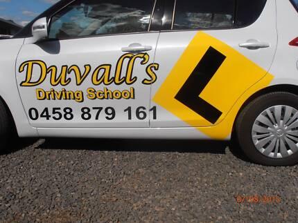 Duvalls' Driving School Cedar Grove Logan Area Preview