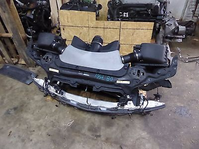 BMW E65 E66 Front Clip Core Support Radiator Condenser AC Fan Air Box OEM 750i