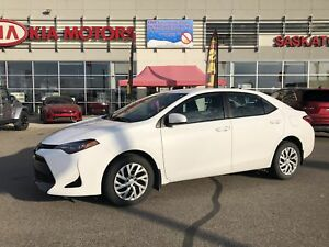 2017 Toyota Corolla LE REAR CAMERA - HEATED SEATS - LANE DEPA...
