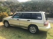 2001 Gt forester Calderwood Shellharbour Area Preview
