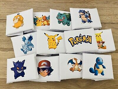 20 x Custom Pokemon Card Booster Pack Bundle Box - Free Delivery UK Holo/Rare 👌