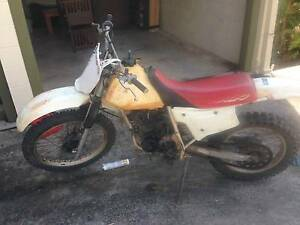 1997 xr400r and 1996 xr200r Airlie Beach Whitsundays Area Preview