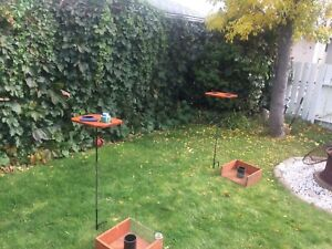 Washer boxes and lawn tables