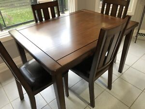 Table and Chairs Perfect Condition