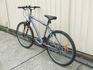 CYCLOPS STONE MOUNTAIN BIKE 18 SPEED FRONT SUSPENSION Kogarah Rockdale Area Preview