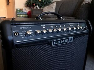Line 6 Spider IV 75 Amplifier