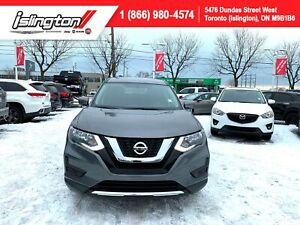 2017 Nissan Rogue S |CERTIFIED|BACKUP CAM|ALLOYS|+++