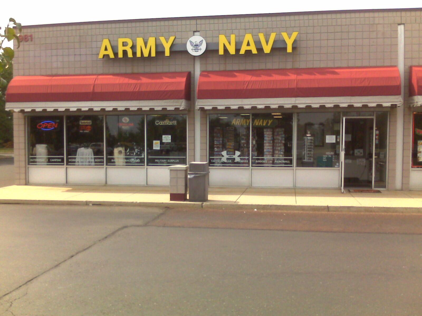 Montgomeryville Army Navy