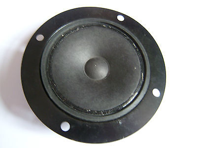 "2 1/2"" SPEAKER, 8 OHM.  NEW OLD STOCK. NOS"