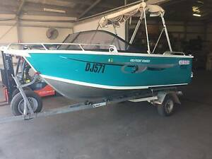 Ally Plate 480 Front Runner Boat Kununurra East Kimberley Area Preview