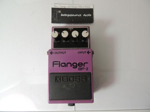 Boss BF-2 Flanger Effects Pedal Free USA Shipping